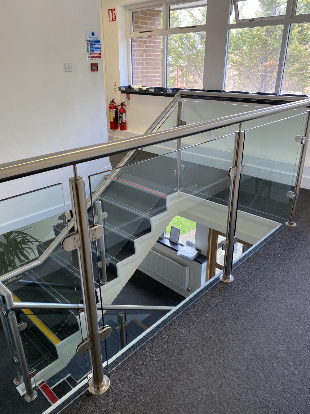 Award Winning Architect Office Design fit-out Dublin 2