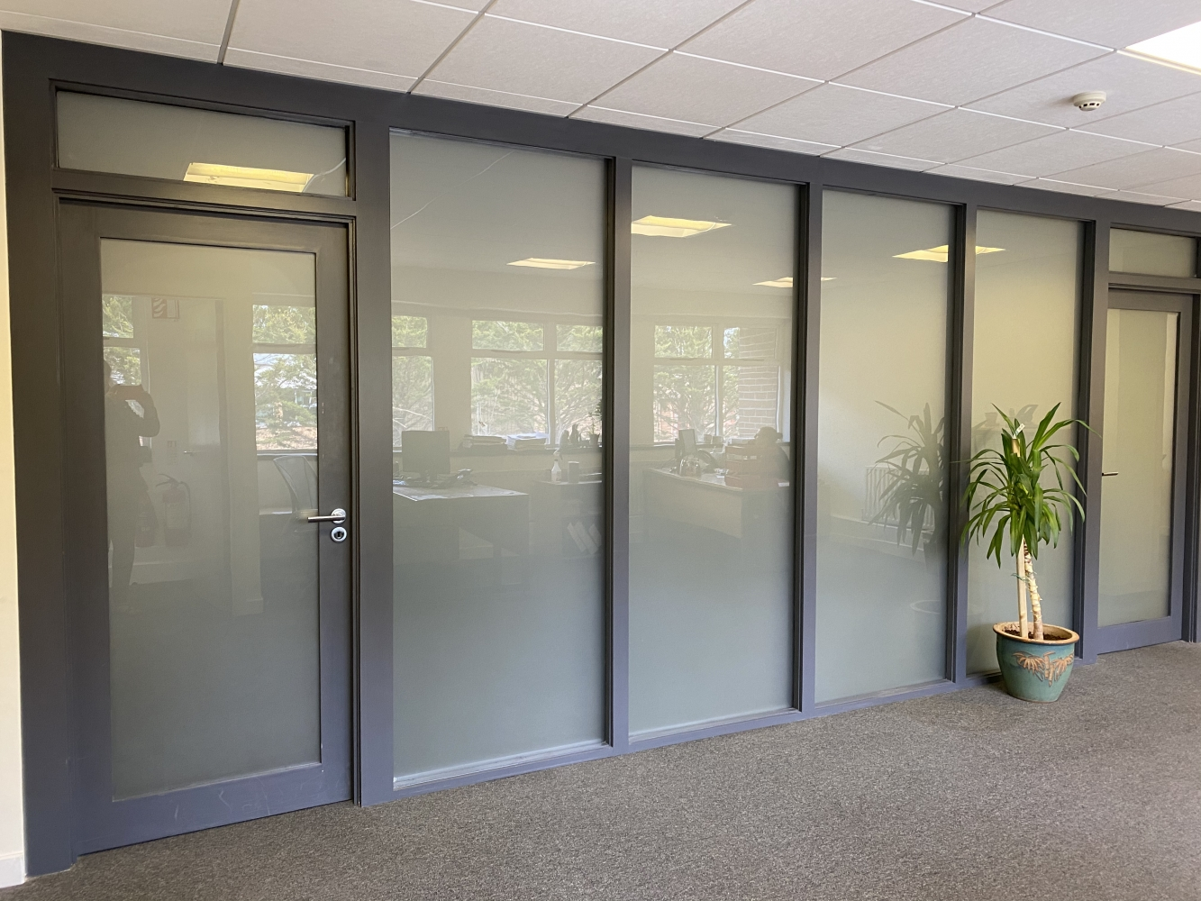 MHF Architects Office Design fitout Wicklow