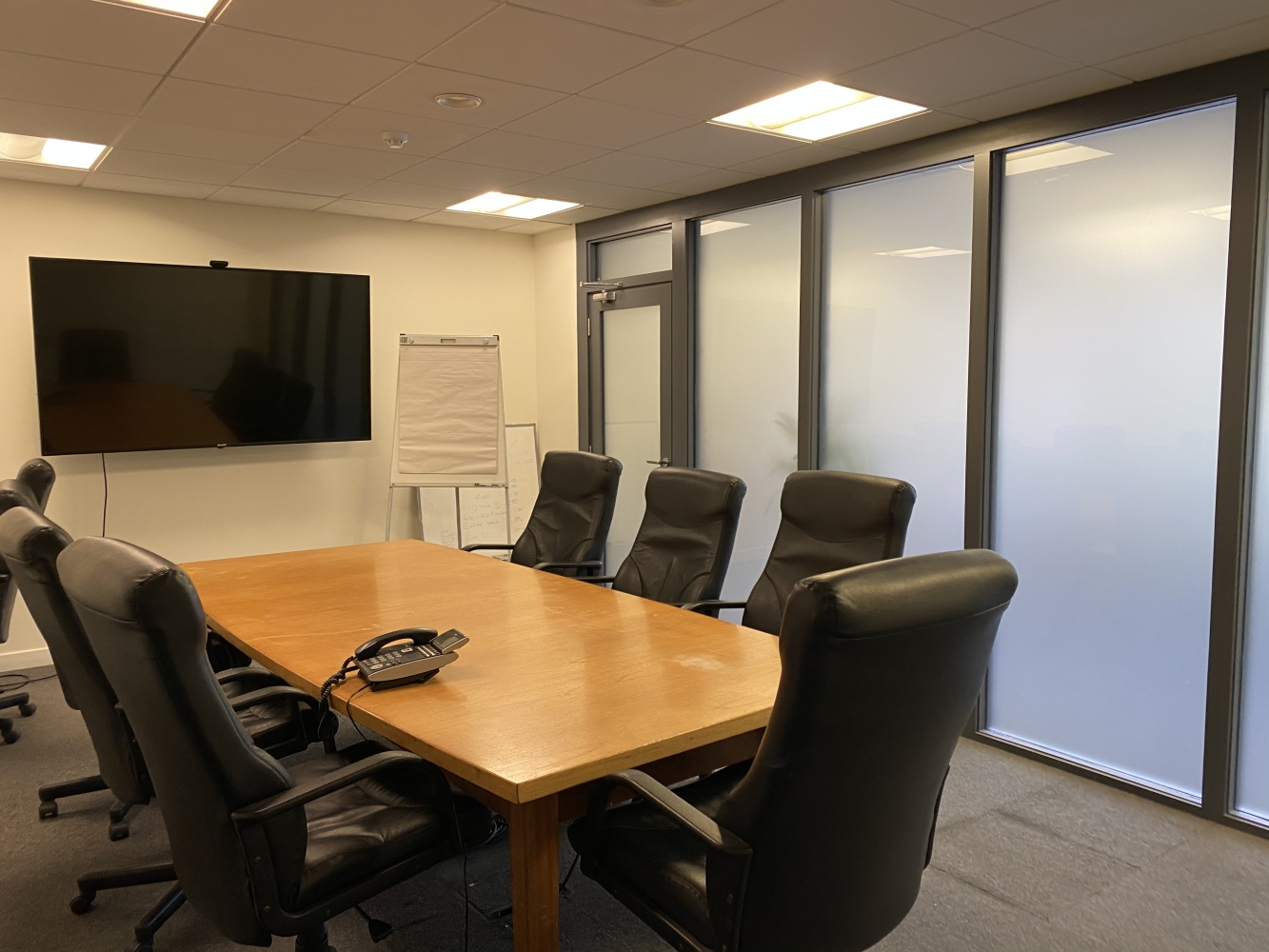 Top Architect Office Design fit-out Dublin 1