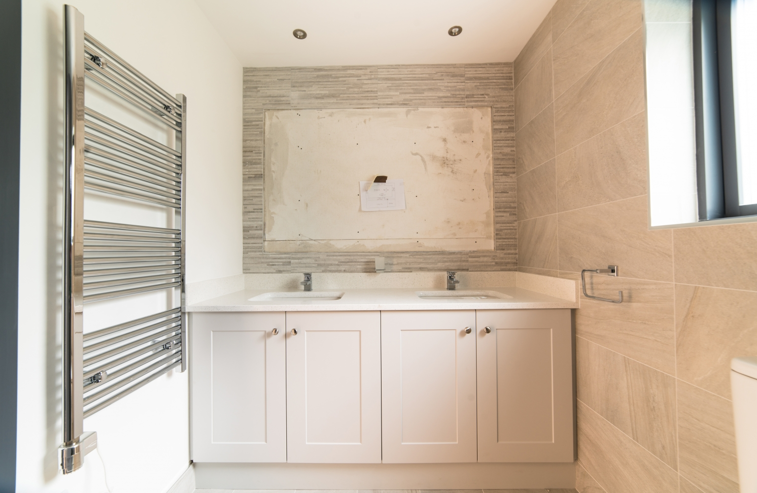 Award Winning Architect Bathroom Design Deansgrange Dublin