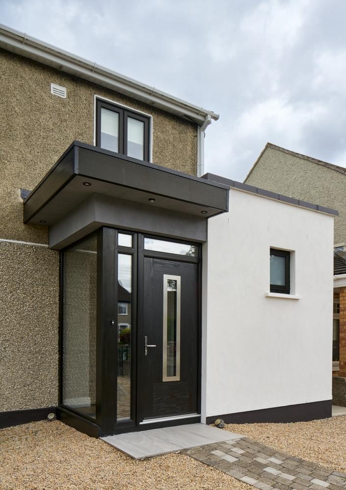 Architect Design Extension Dublin Ireland 1