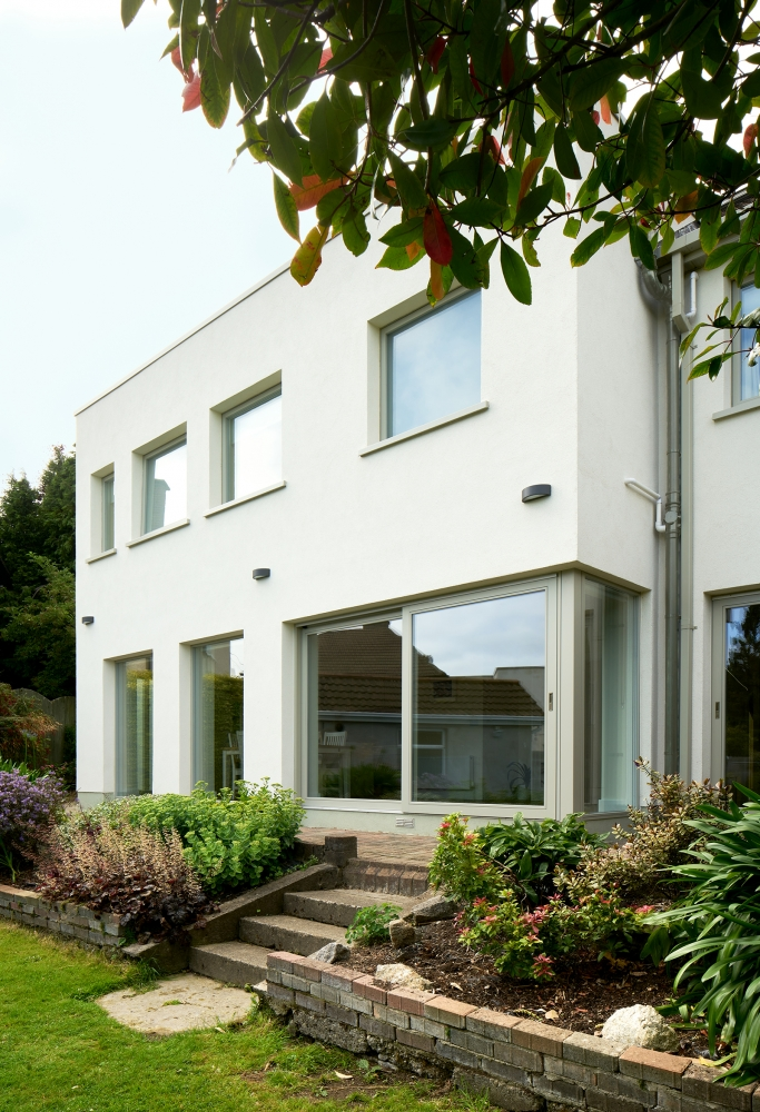 Mount Merrion Architect home
