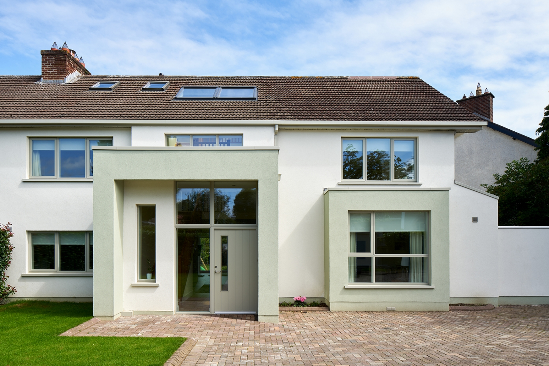 Mount Merrion Architect home design Extension