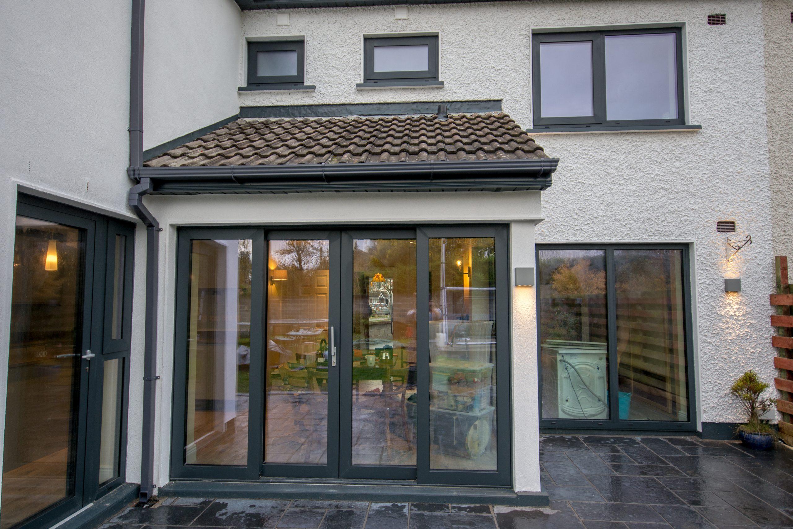 Dublin Home Extension architect Luttrellstown