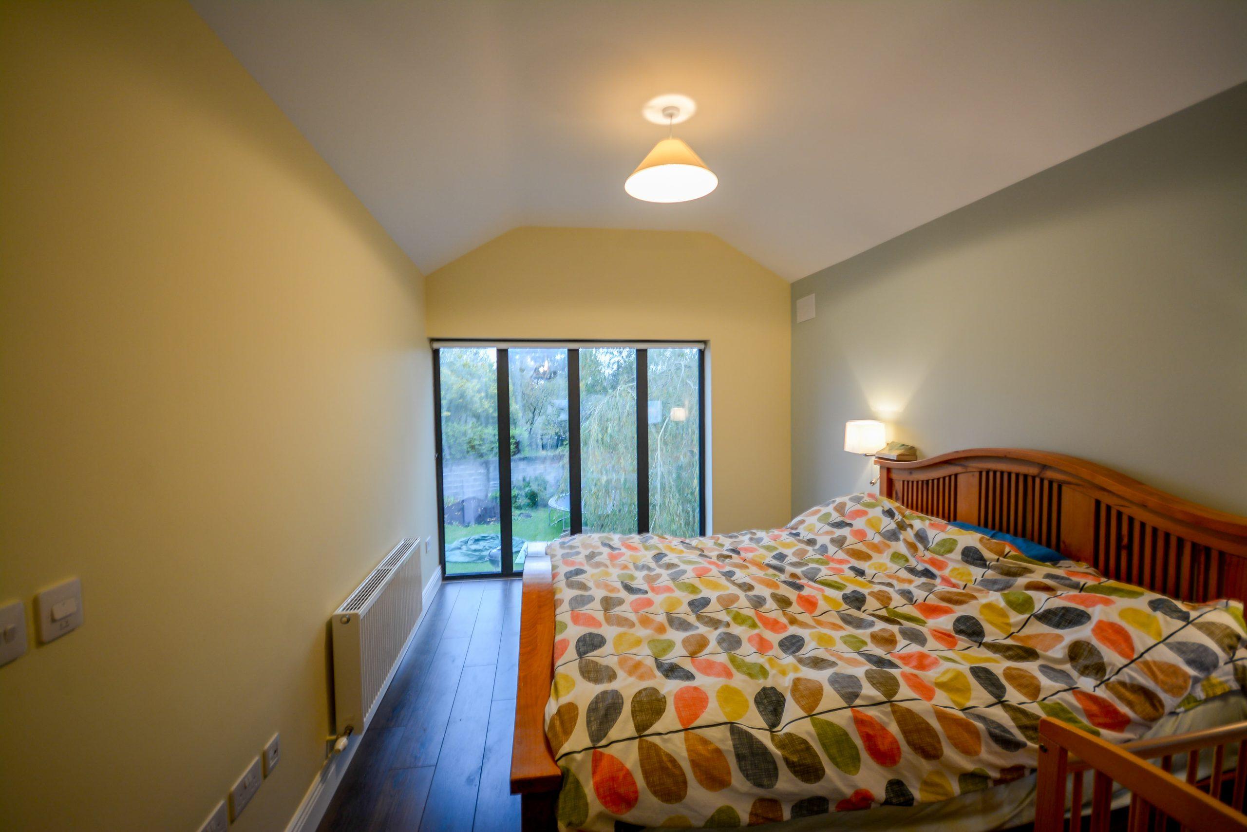 House Extension Bedroom Dublin Architect
