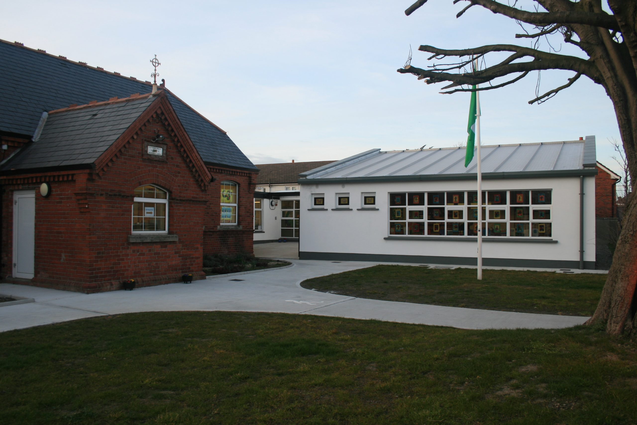 HAROLD BOYS' NATIONAL SCHOOL, DALKEY architect design