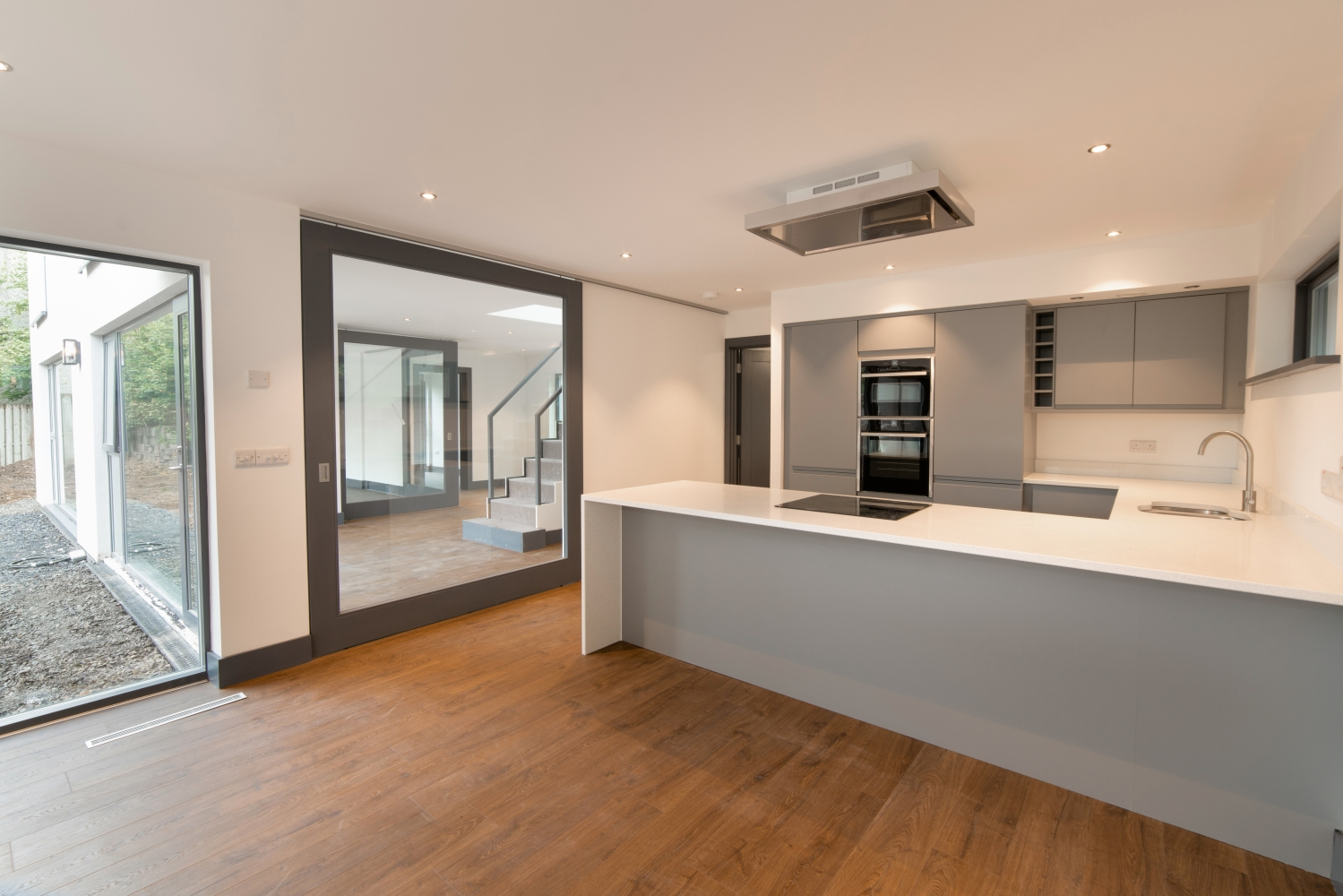 Award Winning Architect Kitchen Design Dublin
