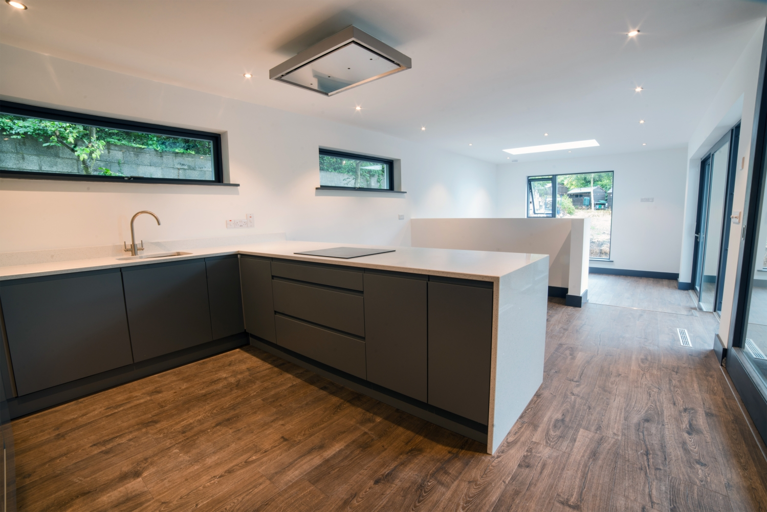 Award Winning Architect Kitchen Design Dublin Ireland
