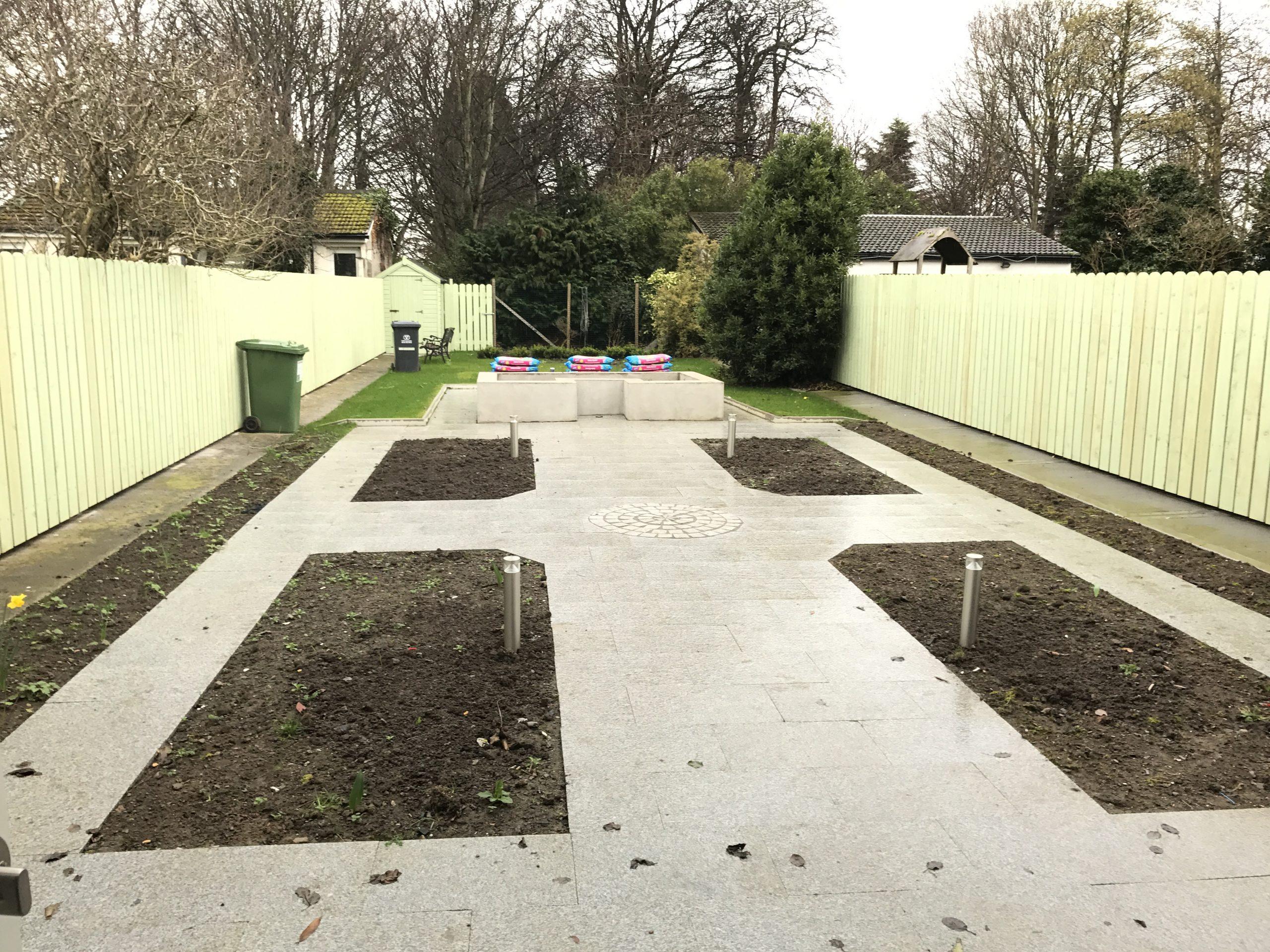 Affordable Architect garden design Glasnevin
