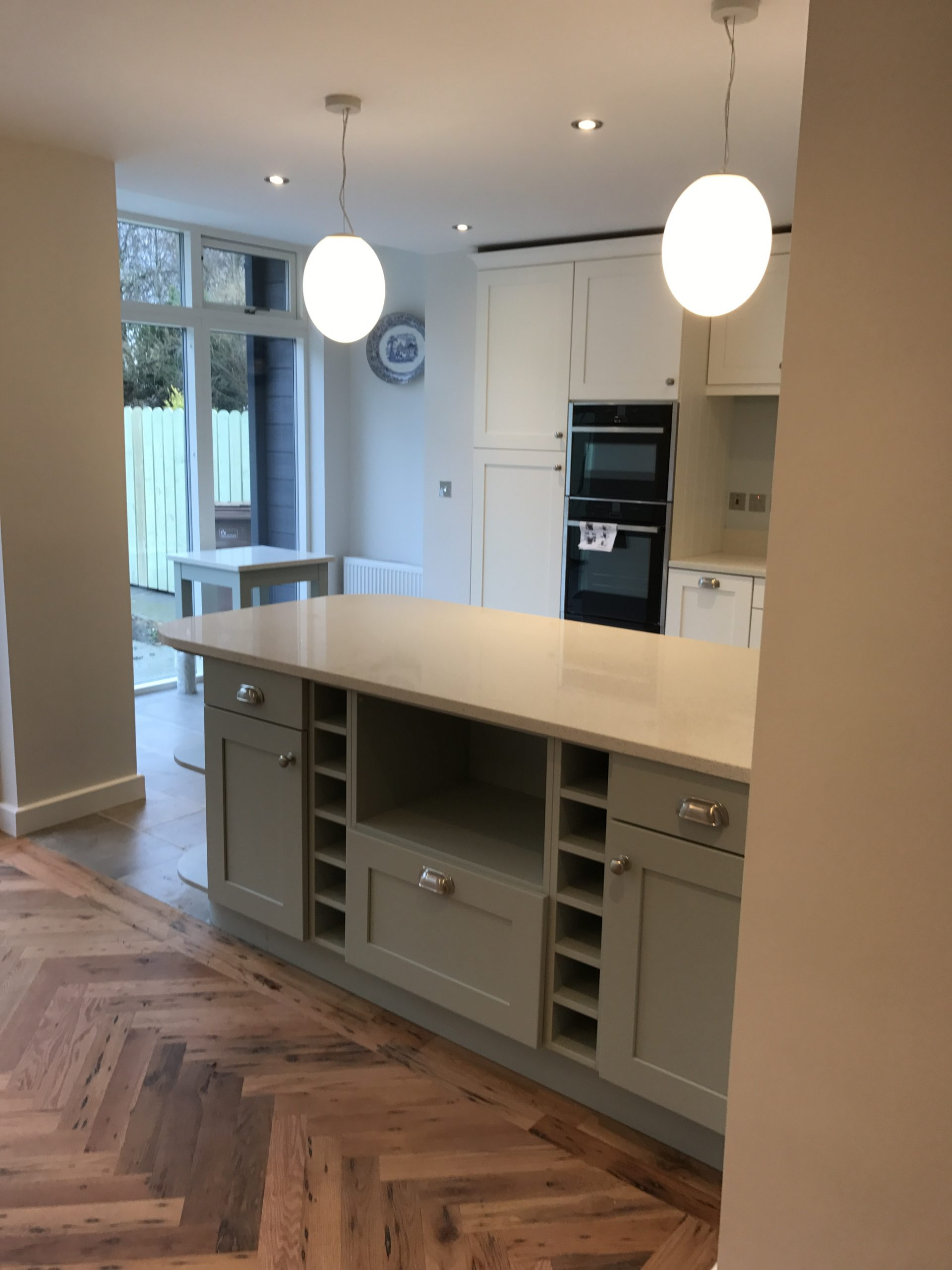 Affordable Architect kitchen extension Glasnevin