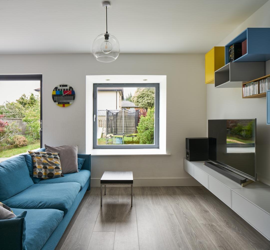 energy efficient Home Dublin Ireland